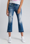 MARK AUREL DENIM HEART JEAN