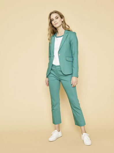 MOS MOSH POOL GREEN BLAZER
