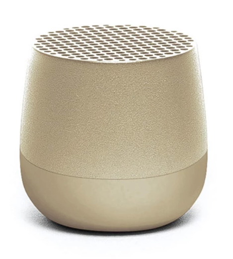 LEXON MINO SPEAKER LIGHT GOLD