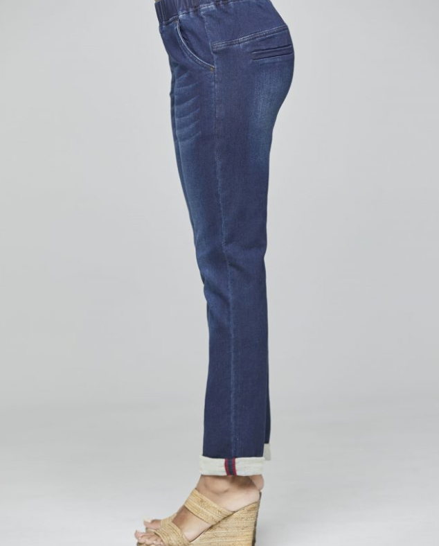 NEW LONDON HEATHROW TRAK JEAN