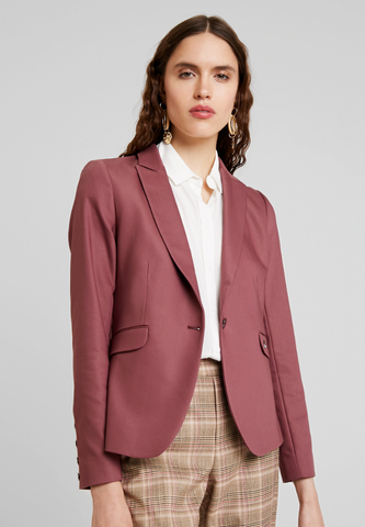 MOS MOSH CHRISTIE MADDI CHECK COAT