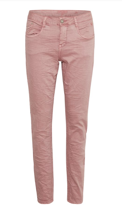CREAM LOTTE JEAN - DUSTY PINK