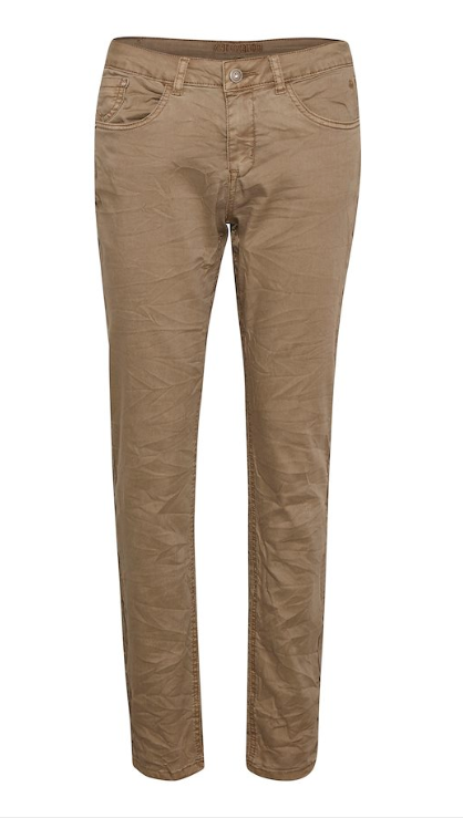 CREAM LOTTE JEAN - SEPIA (BROWN)