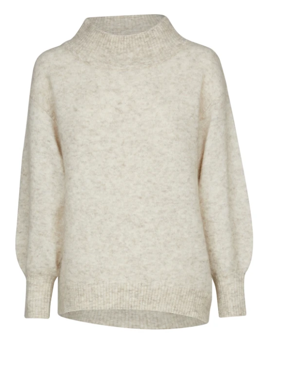 CABLE THEA JUMPER - OATMEAL