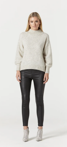 Z & P CHUNKY TURTLE NECK PULLOVER