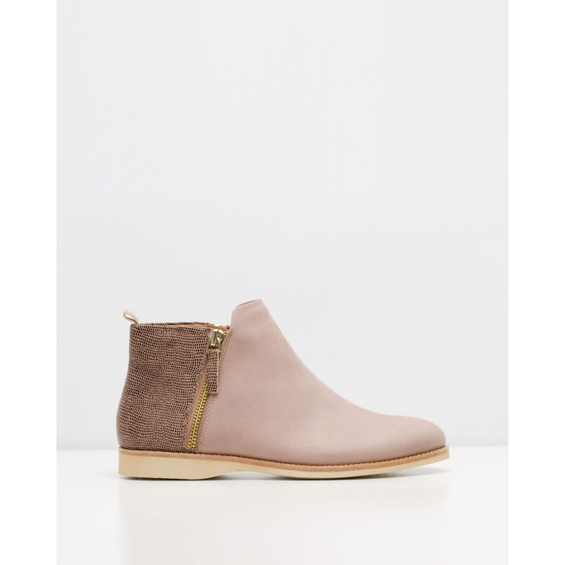 ROLLIE SIDE ZIP BOOT DUSTY