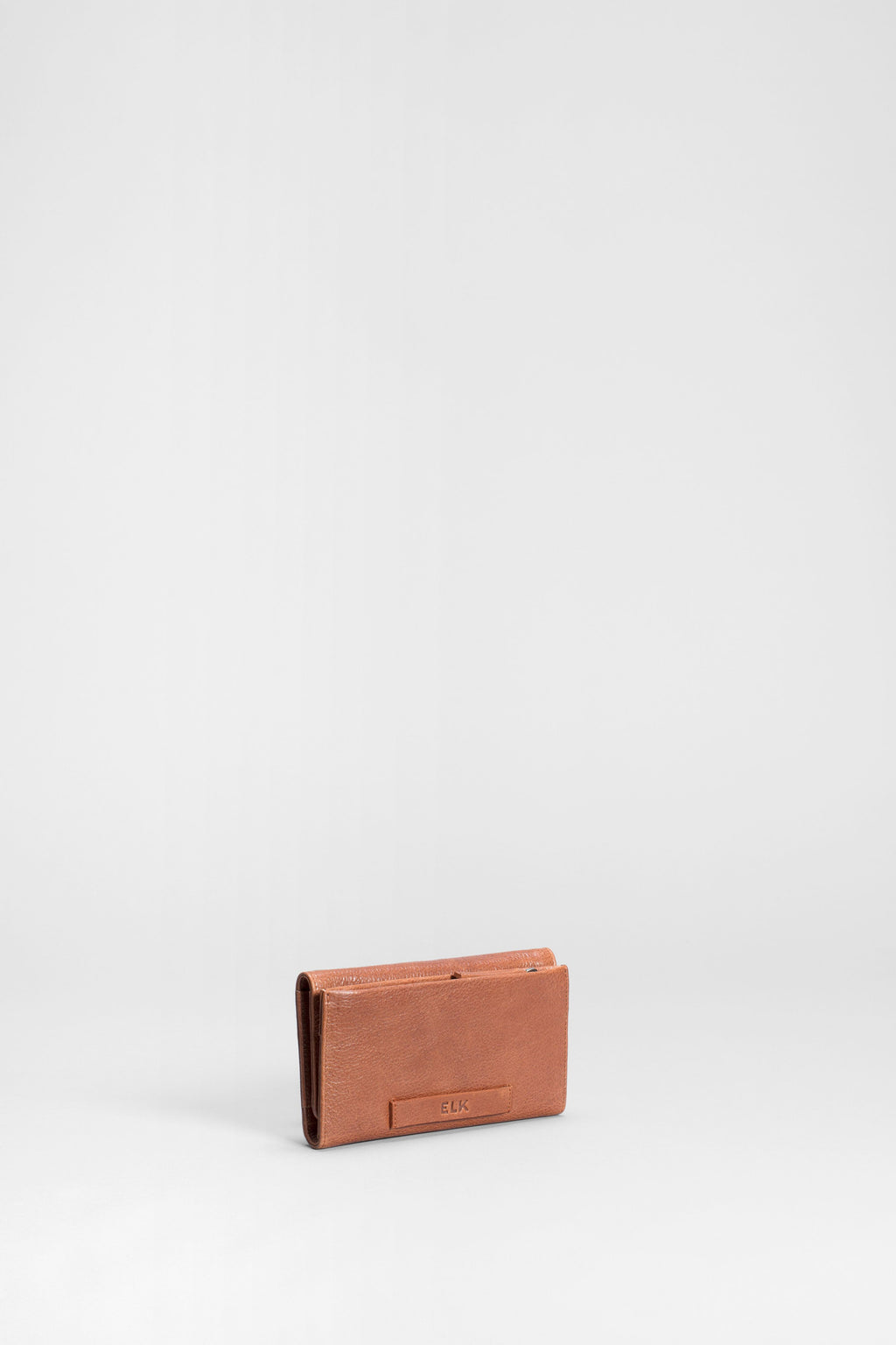 ELK KULMA TAN WALLET