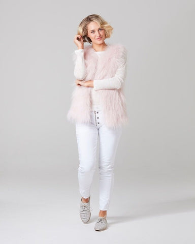 CREAM PALOMA JUMPER