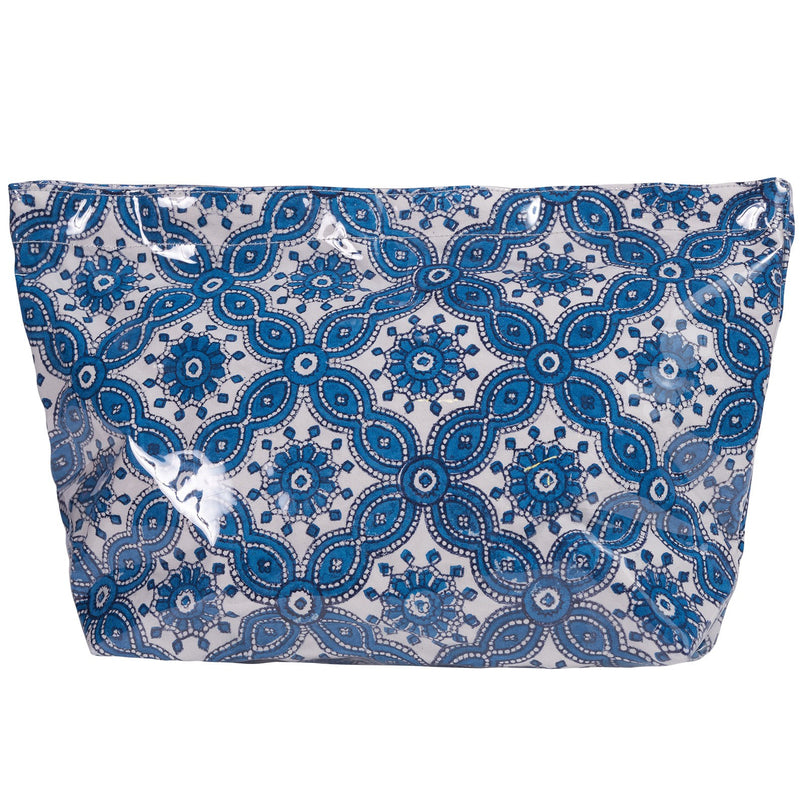 CANVAS ROCKPOOL BEAUTY BAG