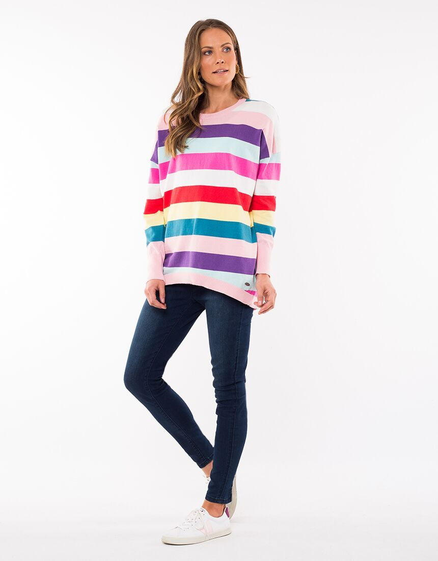 ELM LIFESTYLE ARRAY PULLOVER