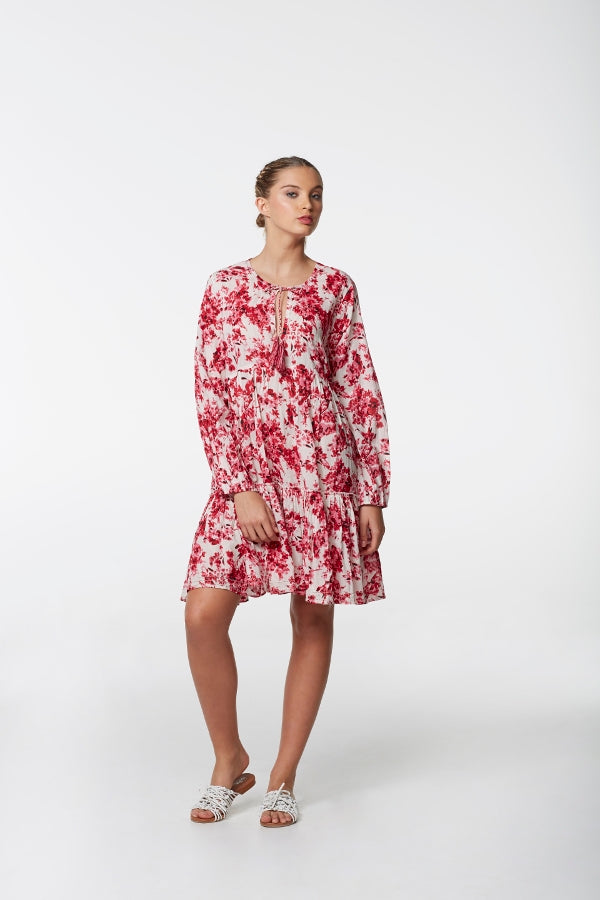 LOLA BELLE COTT DRESS