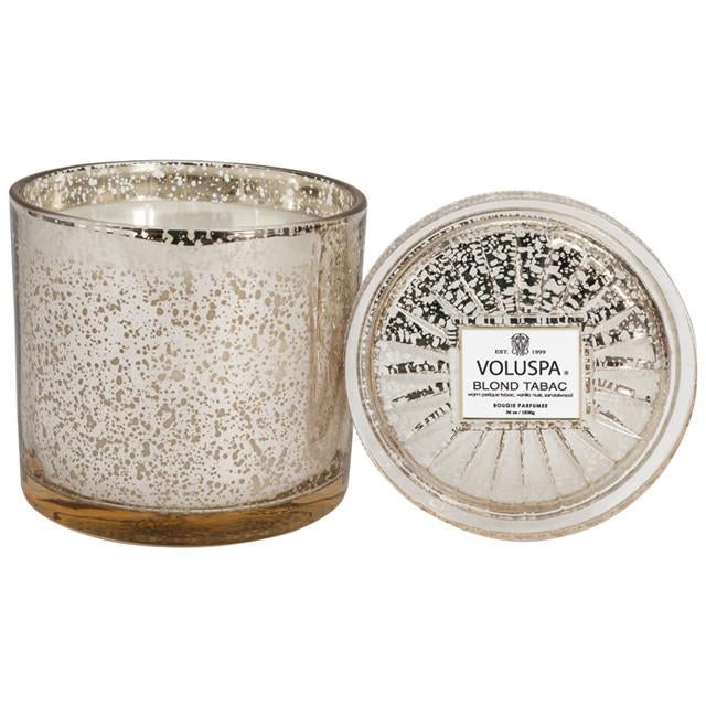 VOLUSPA BLOND TABAC GRANDE CANDLE