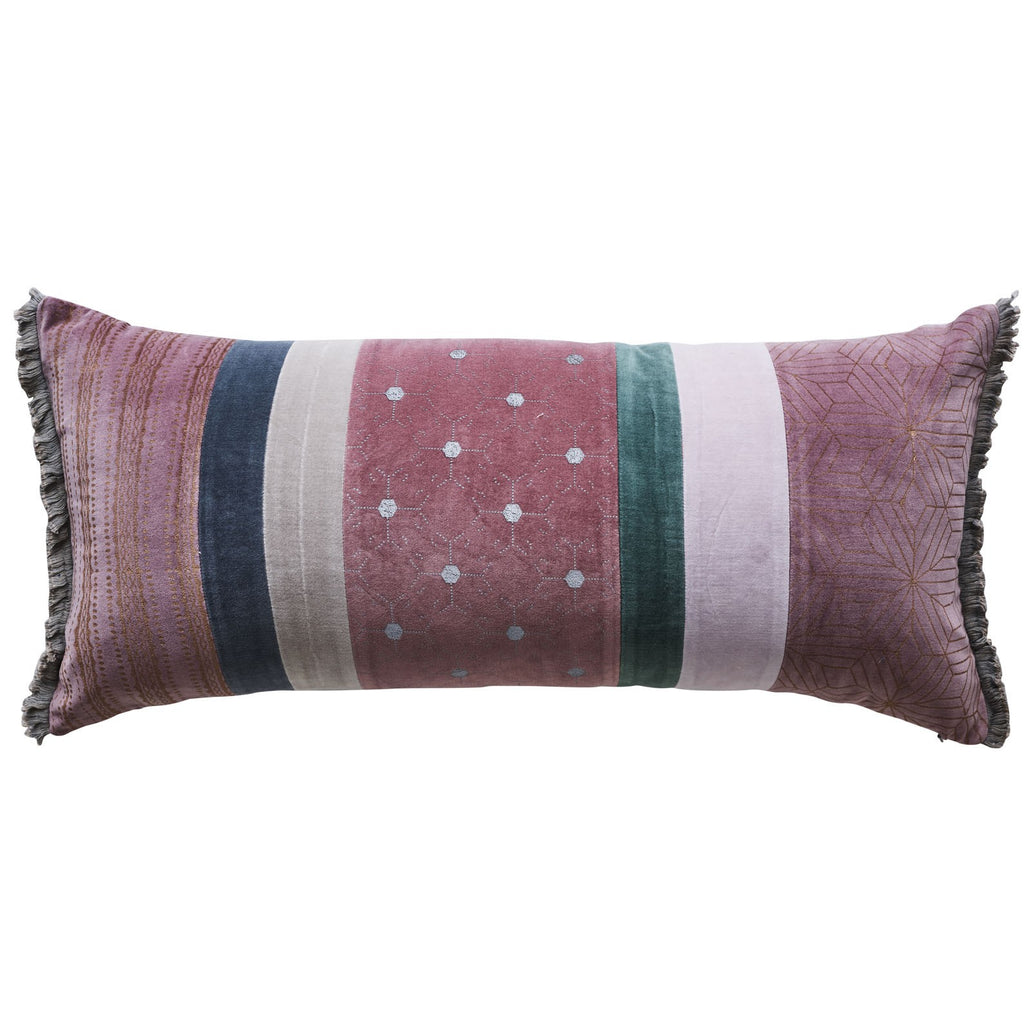 CANVAS CAPELLA LYRA CUSHION 35X75 (INSERT INCUDED)