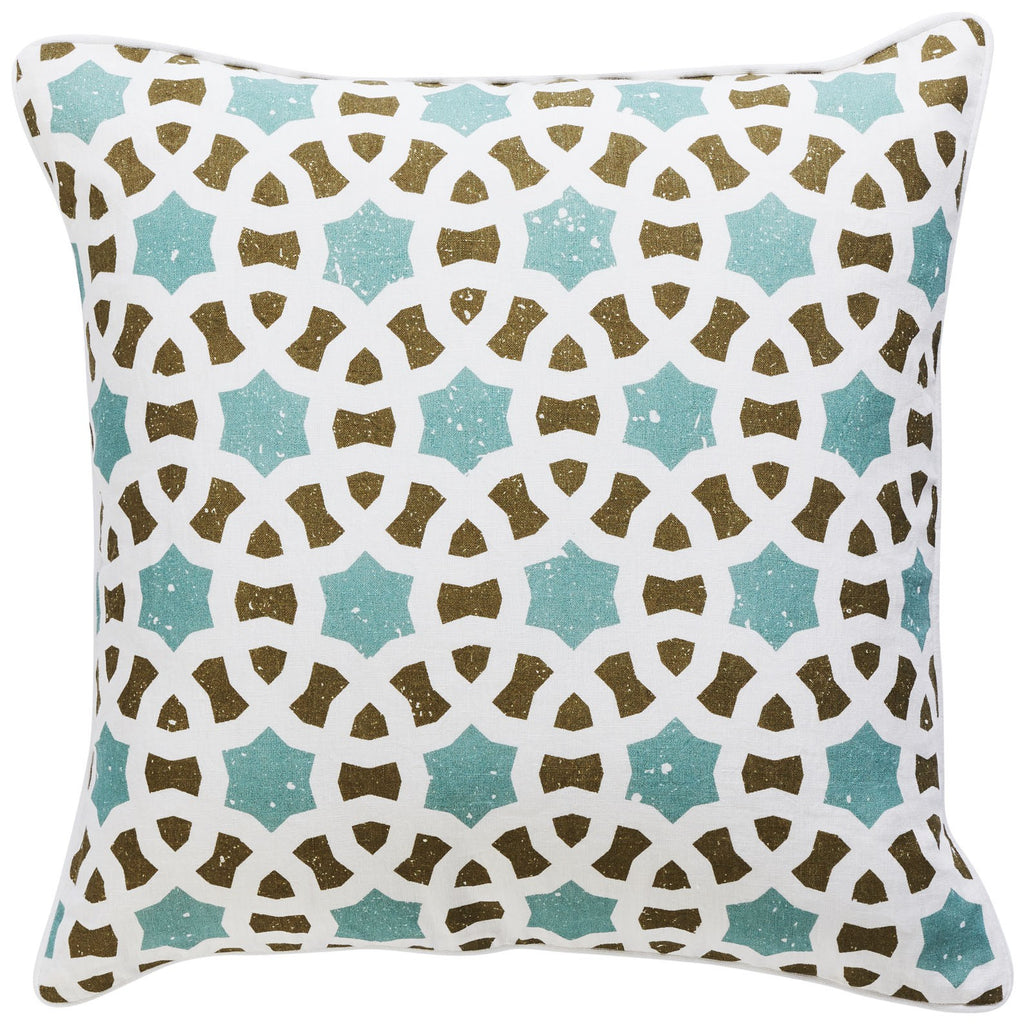 CANVAS SAWYER GREYDON CUSHION COVER