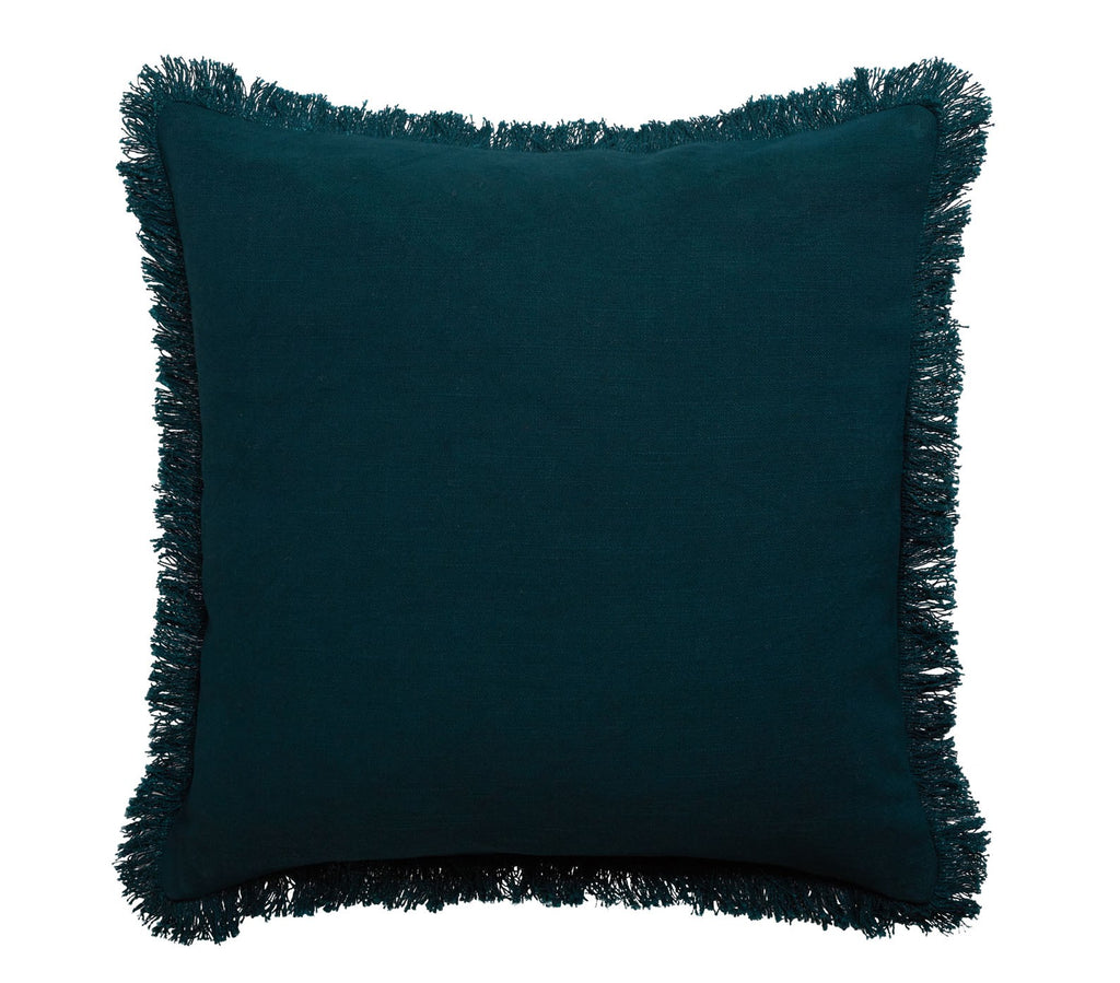 CANVAS & SASSON MARAIS FRINGE CUSHION 50X50 COVER