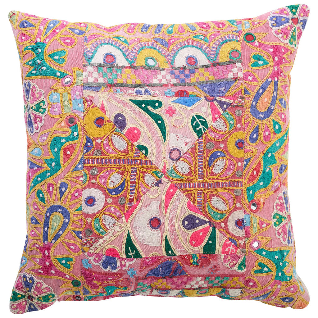 CANVAS ARAWALLI VINTAGE CUSHION 50X50 COVER