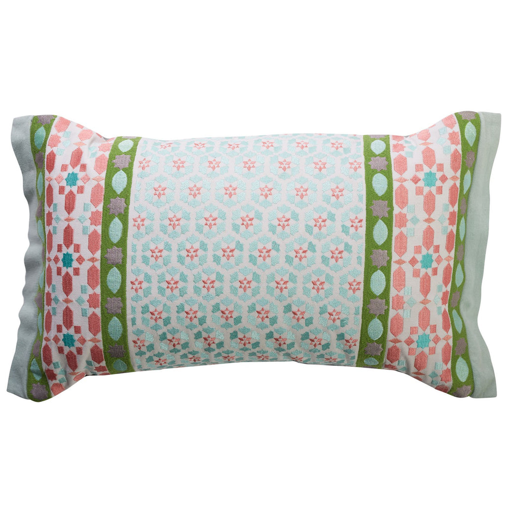 CANVAS MARBELLA FEZ CUSHION COVER 30X50