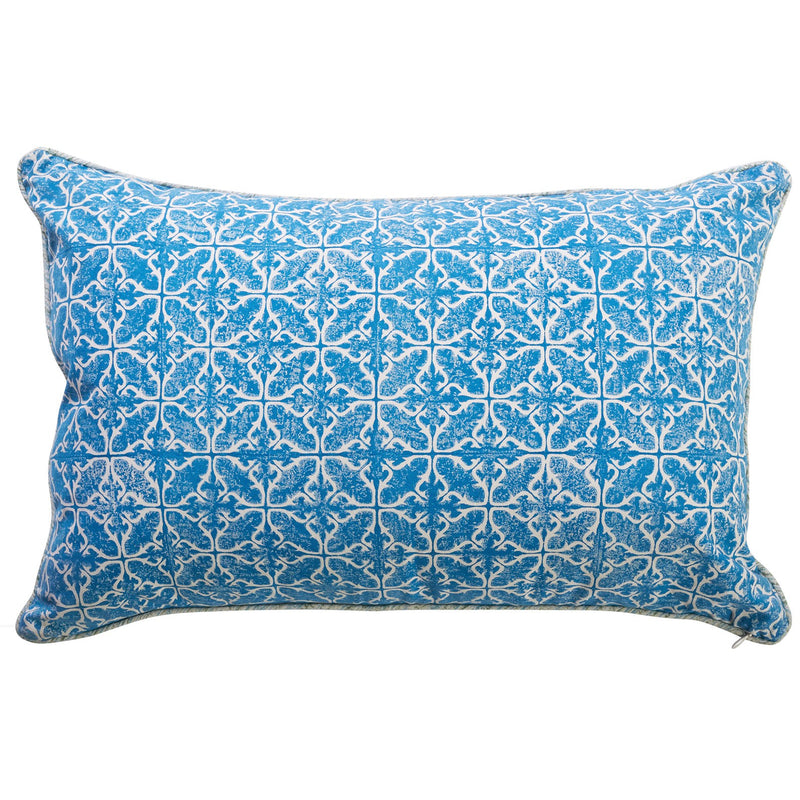 CANVAS BURLEIGH RILEY CUSHION COVER