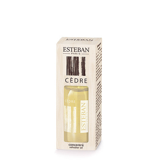 ESTEBAN CEDRE REFRESH OIL