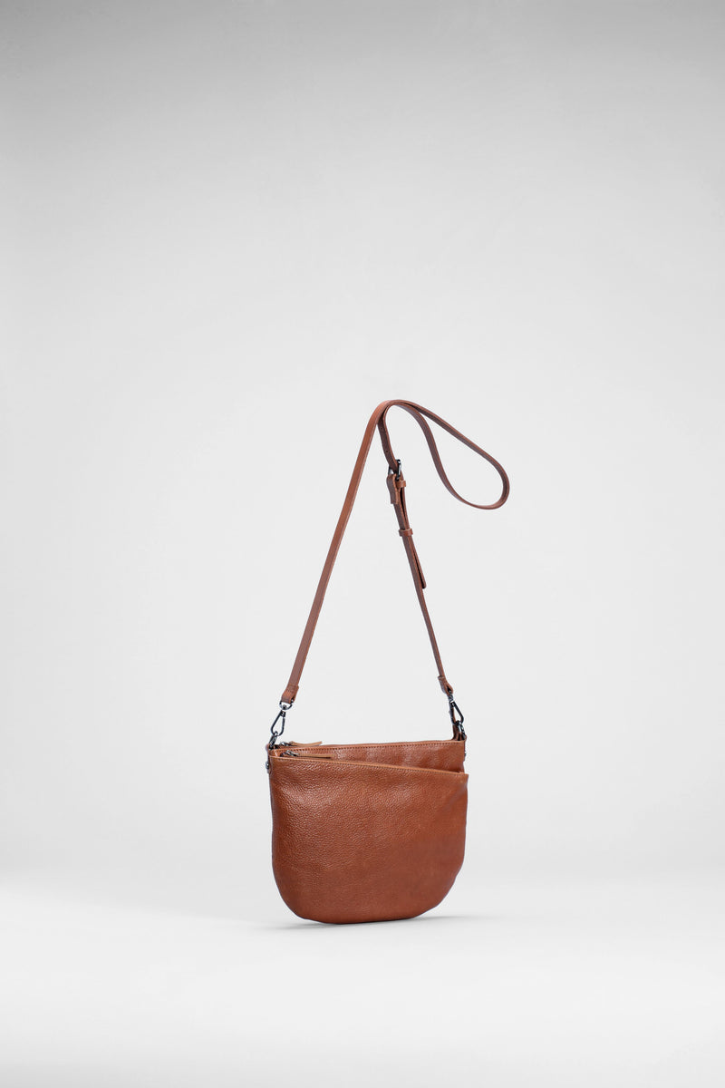 ELK KULMA SMALL TAN BAG