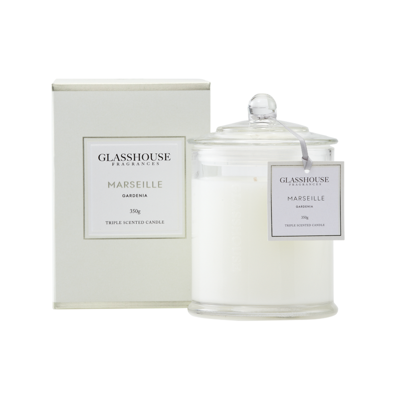 GLASSHOUSE MARSEILLE CANDLE