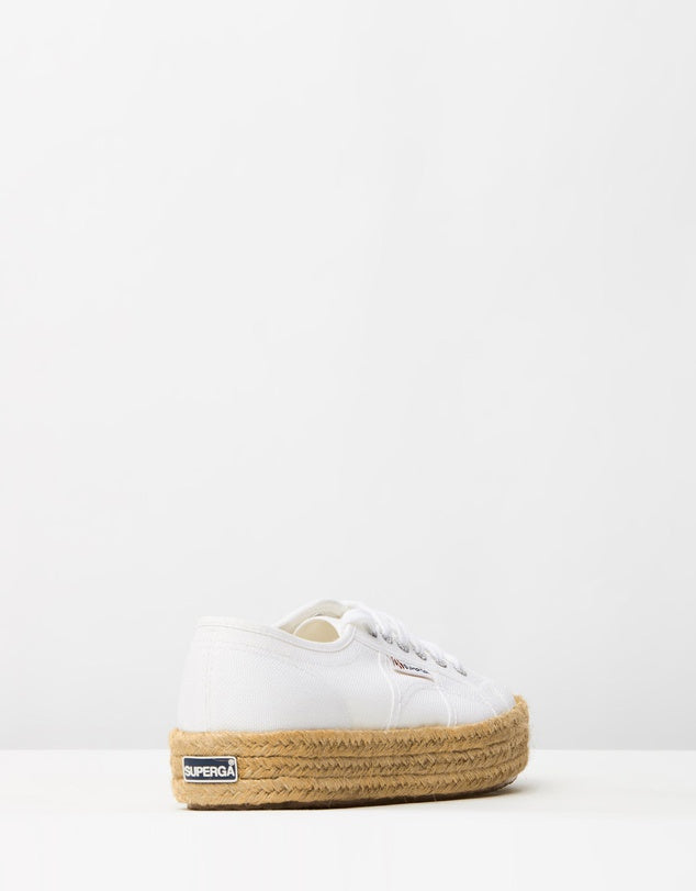 SUPERGA 2730 Cotropew WHITE
