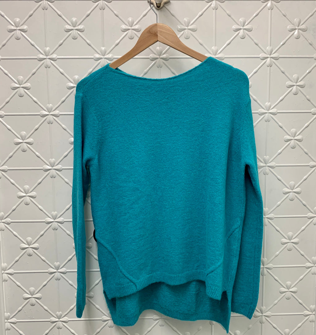 RIDLEY BOAT NECK SWEATER (MORE COLOURS)