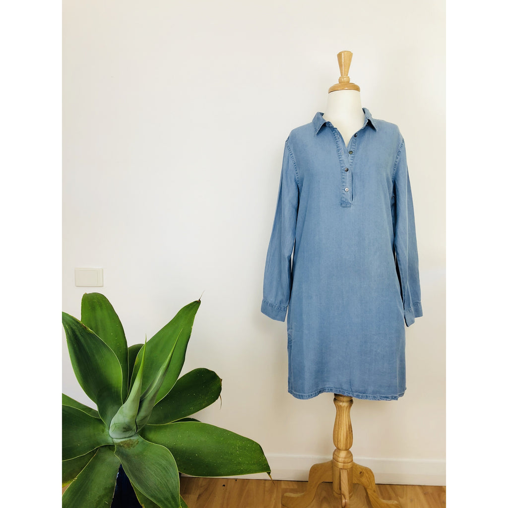 RIDLEY SHIRT DRESS
