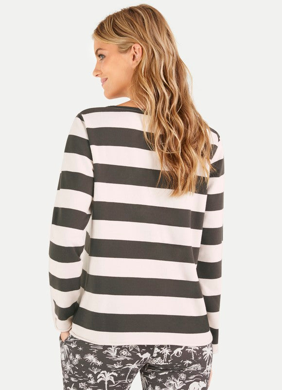 JUVIA 8201215620 STRIPE JUMPER