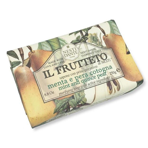 NESTI DANTE MINT & QUINCE PEAR SOAP