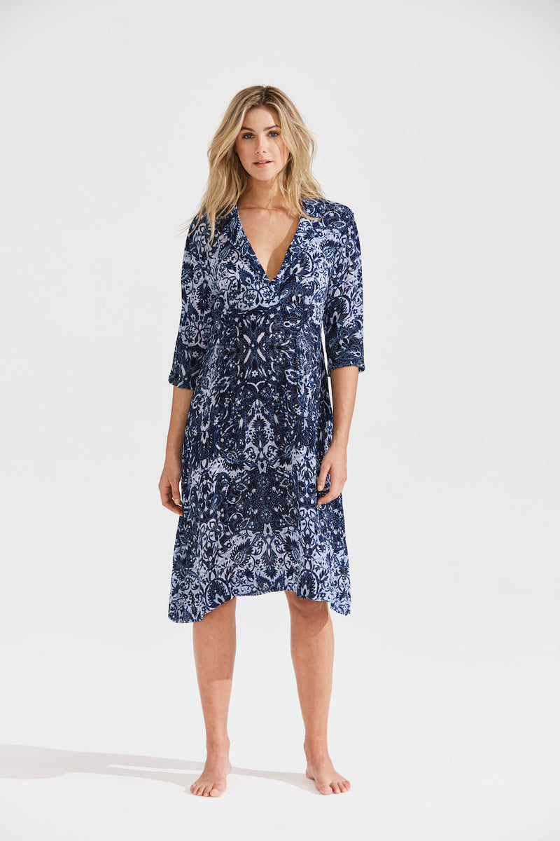 ONE SEASON JAZZ MARBELLA DRESS