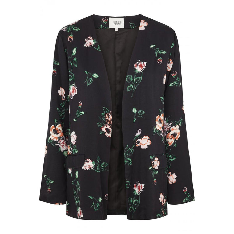 SECOND FEMALE FLORALI BLAZER