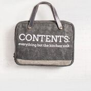 MONA KITCHEN SINK COSMETIC BAG
