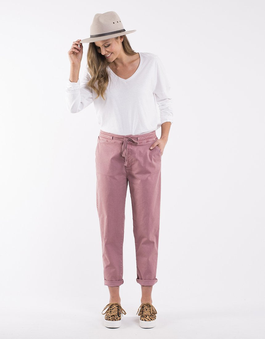 ELM ADELYN CHINO PANT