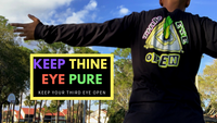 Keep Thine Eye Pure: Third Eye Open