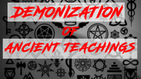Demonization of Ancient Knowledge