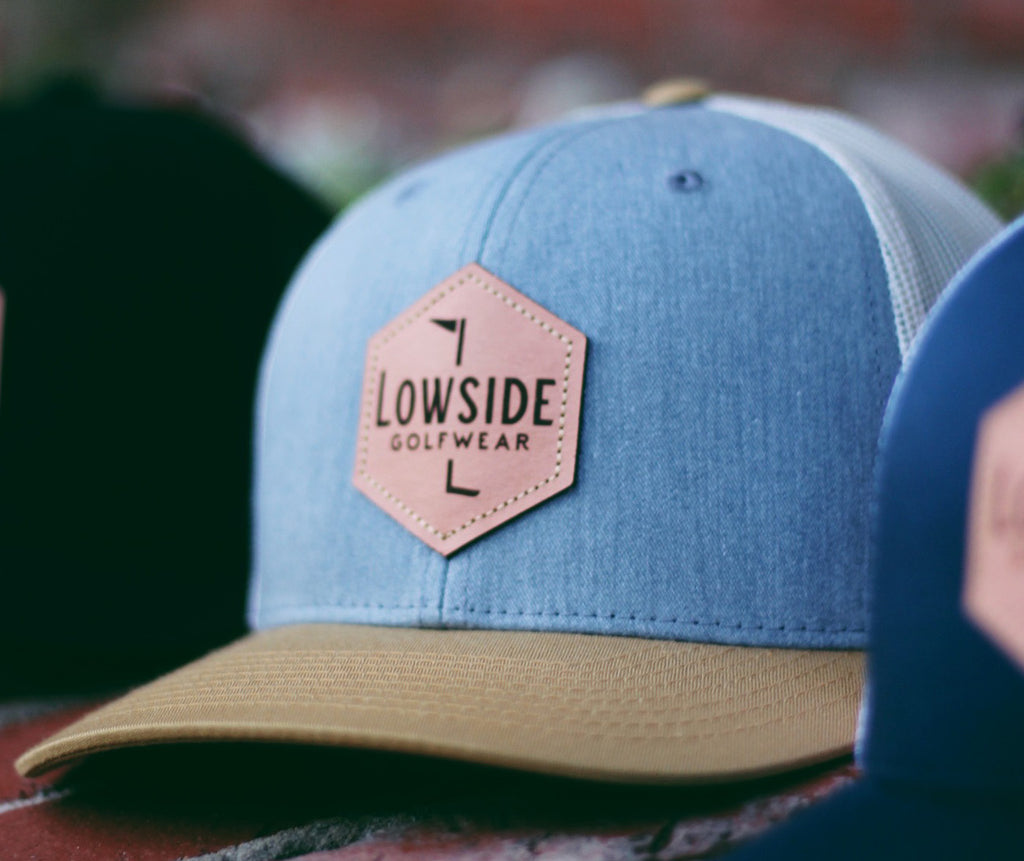 Lowside Leather Trucker Hat