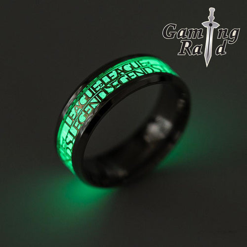 League of Legends Fluorescent Ring - Gaming Raid