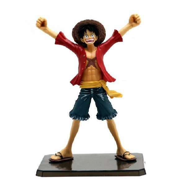 One Piece Luffy Timeskip Figure - Gaming Raid