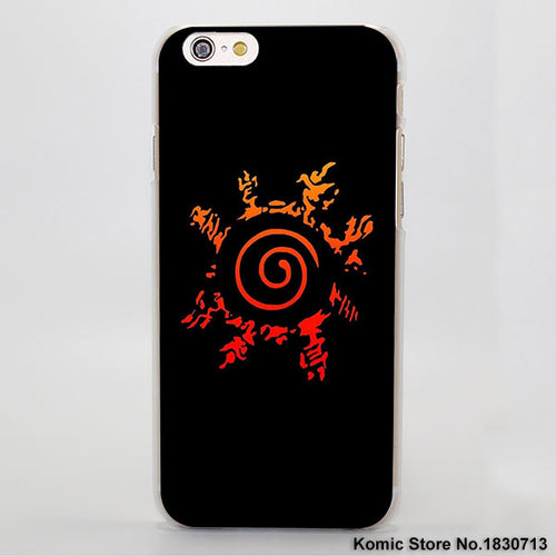Nine Tail Mark iPhone Case - Gaming Raid
