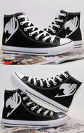 Fairy Tail Logo Shoes - Gaming Raid