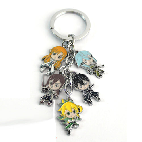 Sword Art Online All-in-one Keychain