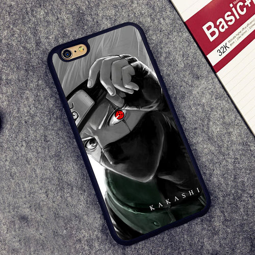 Kakashi Sharingan iPhone Case - Gaming Raid