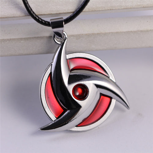 Naruto Sharingan Necklace - Gaming Raid