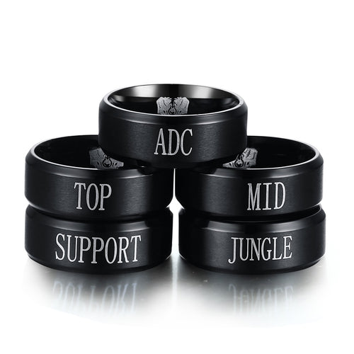 League of Legends Role Rings - Gaming Raid