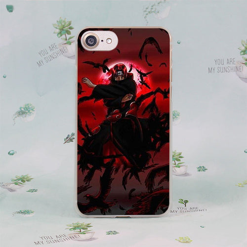 Itachi Crow iPhone Case
