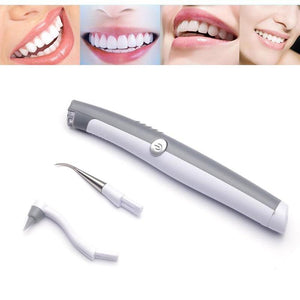 Ultrasonic Teeth Cleaner Remove Plaque, Tartar, Stains