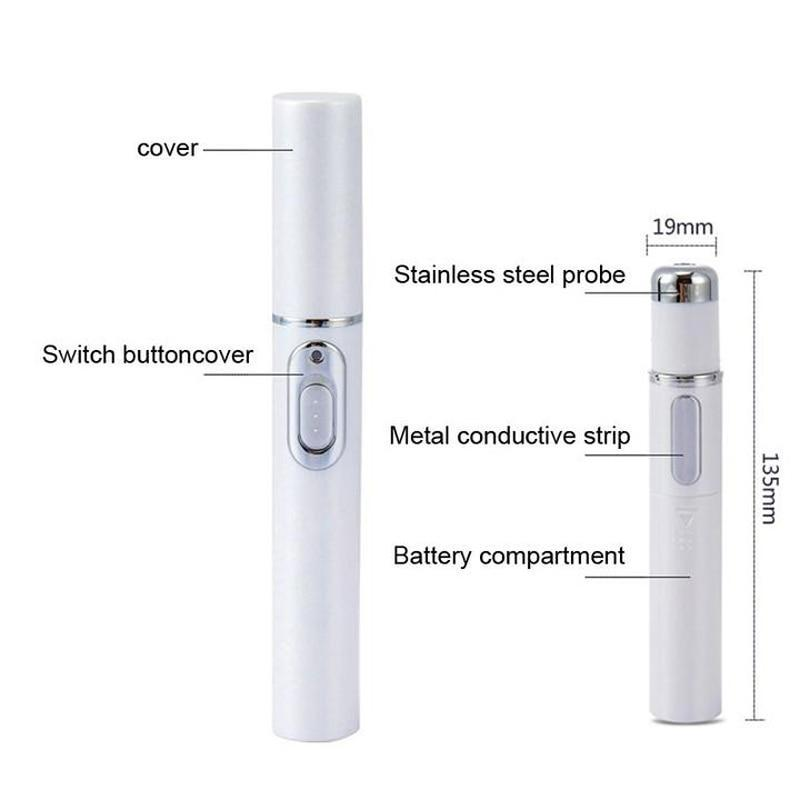 Blue Light Therapy Acne Laser Treatment Pen
