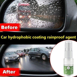 Nano Hydrophobic Car Spray Coating