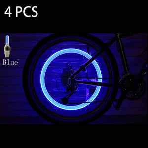 Wheel Valve Cap LED Lights